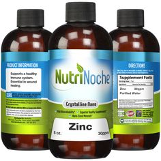 In Laboratory Tests Animals Fed With A Zinc Supplement Showed Signs