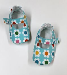 Baby Lilly shoes Sewing Pattern