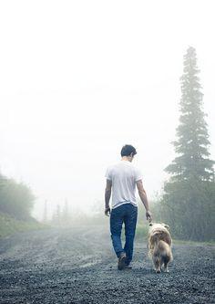 Man's Best Friend - by Grace Kathleen on Flickr