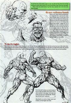 Wizard Magazines Basic Training Drawing tutorials by Greg Capullo. Full PDF
