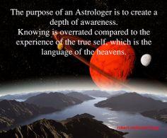 awareness Astrology, Heaven, Self, Language, Sky, Heavens, Languages, Paradise, Language Arts
