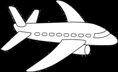 airplane_line_art.png (550×338)
