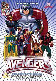 The Avengers 1999 TV-series on 4 DVD