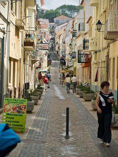 Nazare, Leiria District_ Portugal