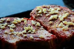 Punch Up Your Rib Eye Steaks With this Tasty Garlic Marinade: Grilled Ribs Steaks With Garlic Marinade