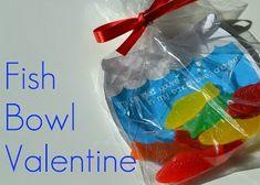 Fish Bowl #Valentine