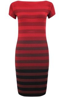 I have this dress in greys, but the red is stunning (also in blues at the mo...)