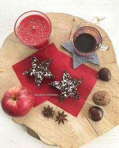 #buongiorno faccio colazione con caffè ☕️ e stelle di plum-cake e poi troverò il tempo per ridere, abbracciare, leggere, cucinare, sognare e voi per cosa vorreste avere più tempo? 😍✨☕️🤩🍩 {http://www.queenskitchen.it/plum-cake-di-avena-al-cioccolato-e-caffe} #queenbreakfast #colazione #love #coffee #plumcake #blackfriday #ricette #blog #quotes