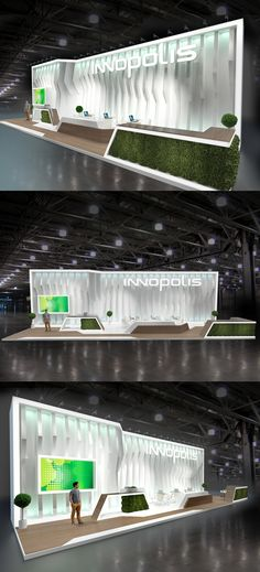 on Behance More Pos Design, Stage Design, Retail Design, Exhibition Stall, Exhibition Stand Design, Trade Show Booth Design, Display Design, Stand Feria, Corporate Event Design