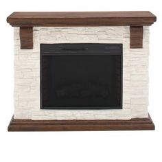 Incredible 46 Best Stone Electric Fireplace Images In 2018 Electric Interior Design Ideas Gentotthenellocom