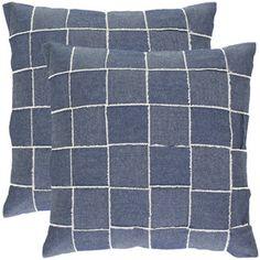 Tatton Reversible Pillow (Set of 2)