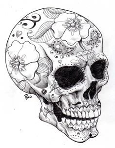 Printable Adult Coloring Pages. 63 Printable Adult Coloring Pages. 20 Gorgeous Free Printable Adult Coloring Pages Skull Color, Los Muertos Tattoo, Totenkopf Tattoos, Sugar Skull Art, Sugar Skulls, Candy Skulls, Skull Candy Tattoo, Sugar Skull Design, Memento Mori