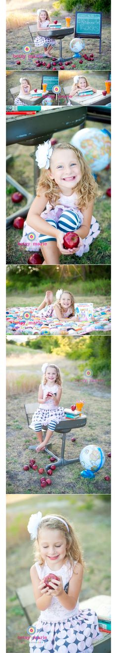 Back to School Photography http://www.betsymariephotography.com