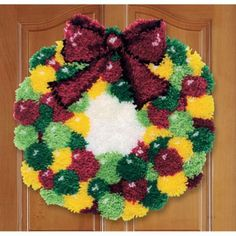 diy latch hook kits rug printed canvas accessories Christmas decor for home needle for carpet embroidery knooppakket tapijten Santa Cross Stitch, Counted Cross Stitch Kits, Christmas Diy, Christmas Wreaths, Christmas Decorations, Pillow Mat, Cushion Pillow, Latch Hook Rug Kits, Rug Yarn
