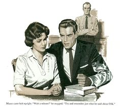Perry Mason story to Saturday Evening Post