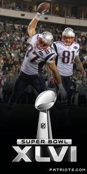 2.5.2012  It's PATS time!
