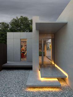 Architectural lighting Design with Architectural Lighting Design, Led Tape, 3d Studio, Light Architecture, Hostel, Light Shades, Lightning, Entrance, Designers