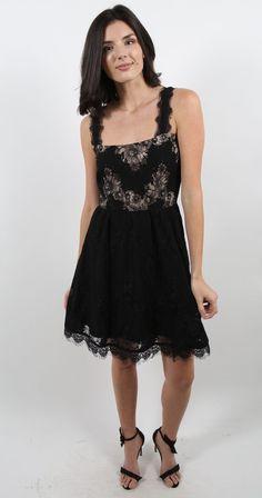 4105312097f Ayden Dress Black. Dress Black. Gwen Berlin Boutique