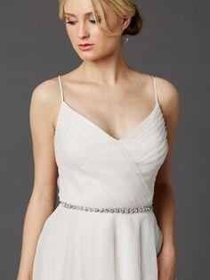 Silver Preciosa Crystal Bridal Sash Belt by Mariell. Wedding Belts, Wedding Sash, Rhinestone Wedding, Dream Wedding, Bridal Sash Belt, Bridal Belts, Dress Sash, White Bridal, Belted Dress