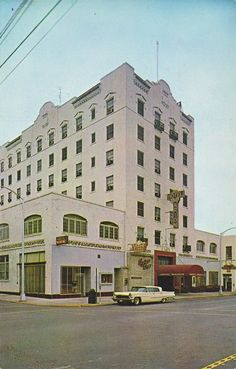 The Marion Hotel Is A Historic In Ocala Florida It Was Added To