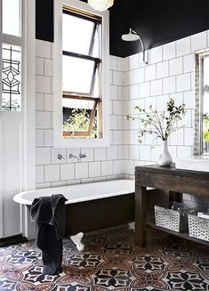 Bathroom, interior d