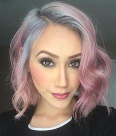 30 Pink Hairstyles So Cute You'll Blush in 2016   Hairstyle Guru30 Pink Hairstyles So Cute They'll Make You Blush – Hairstyle Guru