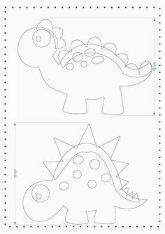 needle felting tutorials in minecraft Quiet Book Templates, Felt Templates, Quiet Book Patterns, Felt Crafts Patterns, Applique Patterns, Dinosaur Template, Die Dinos Baby, Needle Felting Tutorials, Fabric Toys