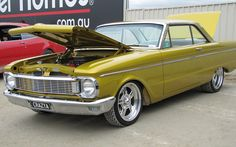 65 Ford XP Falcon hardtop Australian Muscle Cars, Aussie Muscle Cars, American Muscle Cars, Custom Classic Cars, Old Classic Cars, Custom Cars, Ford Motor Company, Ford Girl, Mustang Fastback