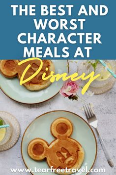 If you are planning a Disney World character dining experience, you may be paying a premium price tag for that photo with Mickey or Goofy. Here are the best (and worst) character dining meals at Disney World so you can make sure your money is well spent! #Disneyfood #disneytips Dining At Disney World, Disney World Food, Disney World Vacation, Disney World Tips And Tricks, Disney Tips, Disney Character Dining, First Aid For Kids, Disney Garden, Disney World Characters
