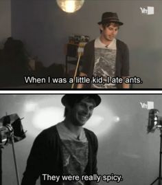 Funny Mark Foster Foster The People Quote
