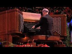 Richard Elliot playing 'Go Tell It On The Mountain' on the organ. It is absolutely one of the most amazing things. Imagine how accomplished he is to play with both hands and feet moving in all different directions, remembering all those notes! Incredible. What a gift!