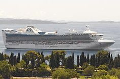 The Cruise Ship Star Princess Arrived In Maui With Norovirus On Board