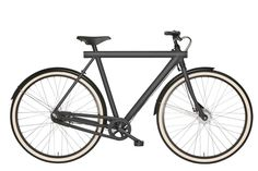 Vanmoof 3.7 Bike Black - Motostrano.com