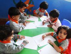 Nursery School for your kids in Kalyani Nagar, Pune. http://orangeivy.com