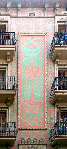 Barcelona - Blasco de Garay 026 b | Flickr - Photo Sharing!