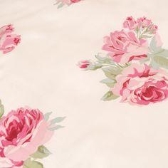 Couture Rose Cotton Duvet Cover