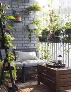 Ikea Outdoor Furniture Hacks 2018 For Patio, Backyard How to Ikea Hack the Outdoor Space of Your Dre Ikea Outdoor, Outdoor Furniture, Wooden Furniture, Furniture Ideas, Antique Furniture, Outdoor Storage, Ikea Furniture, Furniture Design, Backyard Furniture