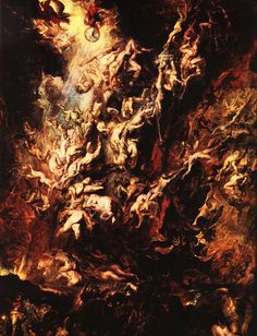 Peter Paul Rubens, The Fall Of The Rebel Angels
