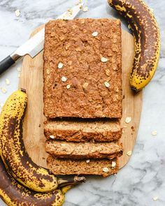 Fluffy Vegan Banana Bread (Gluten-Free, 9 Ingredients!) - From My Bowl