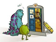 Eles não conseguiram nenhum grito com o Doutor!