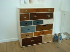 chest of drawers by old-new-style via dawanda.com
