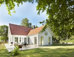Are you on your way building your own house? Take a look at Måsen from Fiskarhedenvillan.