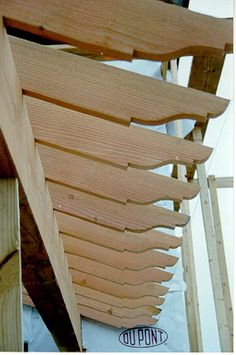 Exposed Rafter Tails Google Search House Rafter Tail