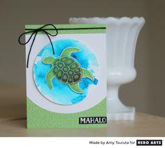Mahalo by Amy Tsuruta for Hero Arts