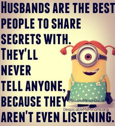 Here we have 25 of the best minion quotes about family. Some of these are hysterical while others are more sentimental. We have the perfect family minion quotes for every family. Funny Laugh, Haha Funny, Funny Jokes, Funny Stuff, Funny Things, Hilarious, Funny Texts, Funny Minion Pictures, Funny Pics