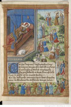 Traité des vertus et des vices, précédé d'un prologue en vers Date d'édition : 1401-1500