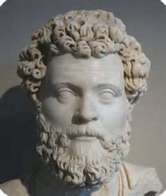Black rulership of the Roman Empire begins in 193 A.D  with African born, Roman Emperor Septimus Severus.  There were four other Black emperors after the Severus dynasty