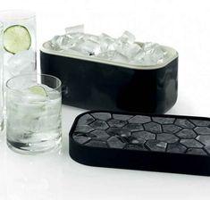 Iste, Kyla, Ice Tray, Silicone Molds, Wine
