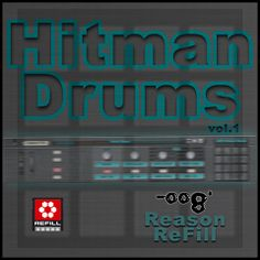 Hitman Drums 1 from '008- (FREE DOWNLOAD!)