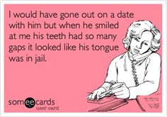 For some people your smile can decide the fate of the To Date or Not To Date. #DeltaDental